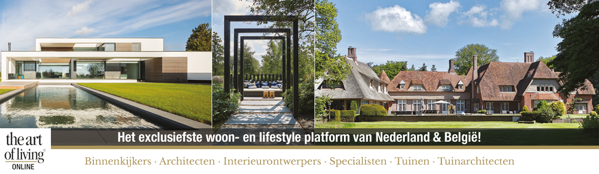 The Art of Living Online, online platform in exclusieve woningen & lifestyle